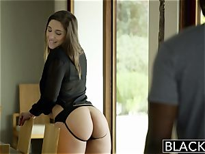 amazing Abella Danger salutes his bone in her cock-squeezing donk