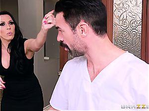 Rachel Starr needs more than a massage