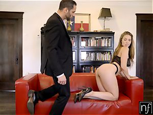 NF big-titted- Lena Paul Surprises Her boss At Home S6:E11