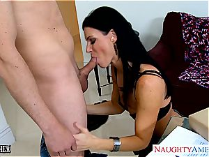 incredible India Summer in tights inhales knob
