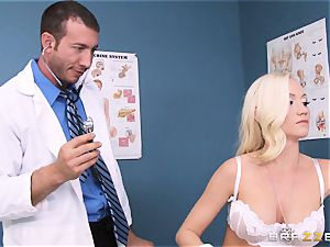 Madison Scott is purrfectly cured by her muddy physician