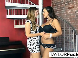 Taylor Vixen Gets super-naughty With Lisa Ann