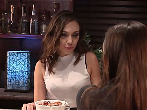 Conflicted Pt2 Cassidy Klein and Jenna Sativa Minge Munchies