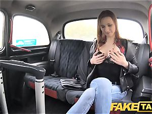 fake taxi slim red-haired likes tough sex