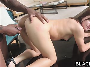sizzling nubile destroyed by bbc