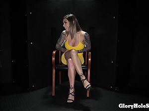 Karma RX inhales the life out of 11 Strangers in a cage
