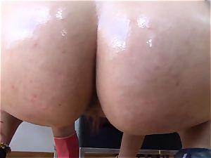 OPERACION LIMPIEZA - handsome Latina maid gets drilled pov