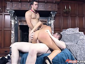 India Summer sprayed wth two lots of jism
