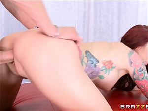spectacular mummy Monique Alexander demonstrates you how she likes to bang