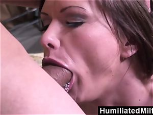 abased mummies She loves to spread her