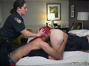 amateur ass-fuck cam Noise Complaints make dirty bi-atch cops like me moist for ample dark-hued