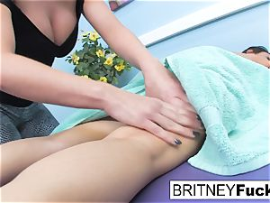 Charley pursue and Britney Amber screw