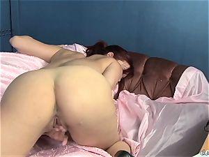 sensual Jayden Cole likes teasing her tastey humid nub