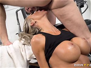 Courtney Taylor groped and fucked