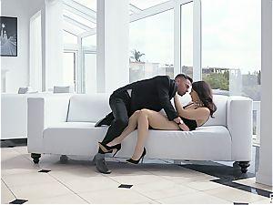 Valentina Nappi boning with fervor